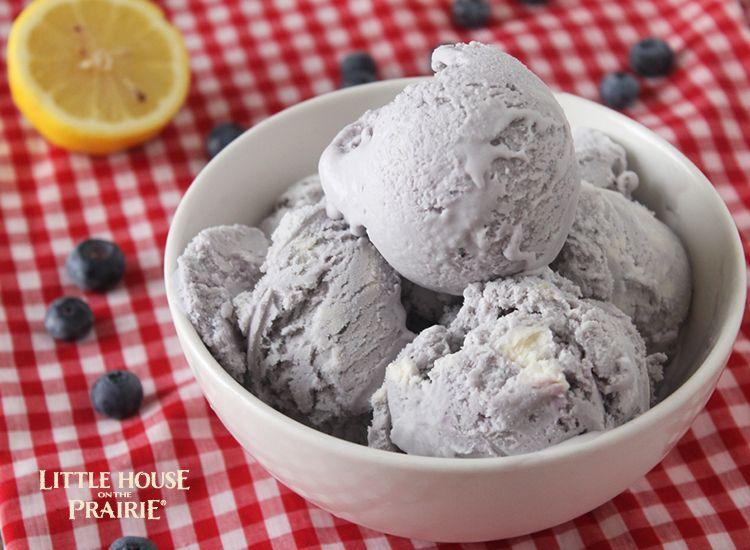 Yummy Blueberry Dessert