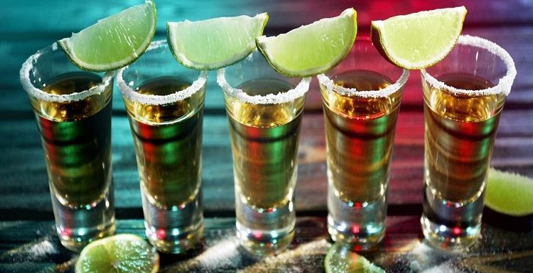 The Origins of Tequila with Salt and Lime
